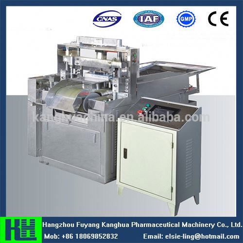 Large output tobacco leaf process machine