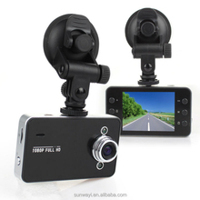 2.4 Inch car DVR camera with 2 LED night-vision fill lights
