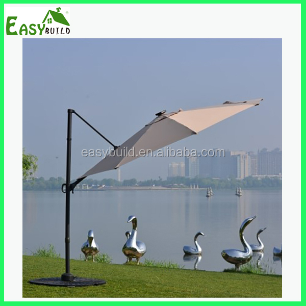Manufacturer of Top sale Round Umbrella beach Parasol Base(Water Stand) for Banana and Roma