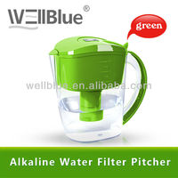 Activated Carbon Water Filter Pitcher Make Alkaline Water In China