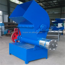Waste EPS foam fuse hot melt recycling machine