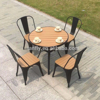 wood dining set outdoor patio folding table and chairs wooden