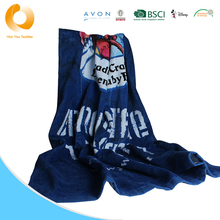 100% Cotton Promotional Beach Towel,Reactive Printing Beach Towel