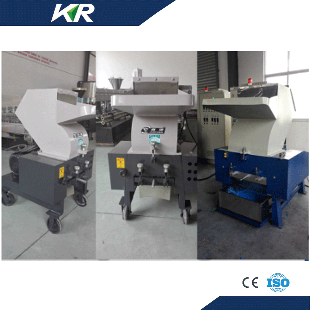Waste Plastic Pet Bottle Recycling Grinder Machine for Sale