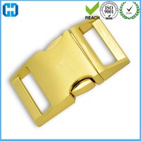 Wholesale 25 mm Metal Dog Collar Buckles Quick Release Clips In China