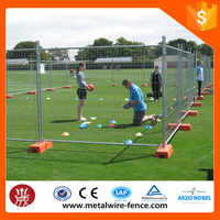 Good quality/High duty /Best price temporary fence ISO9001BV CE factory