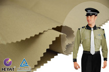 Twill Poly Cotton Police Uniform Fabric