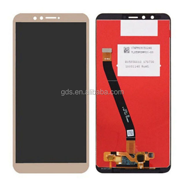 Full LCD Display Touch Screen Digitizer Assembly For Huawei Y9 2018