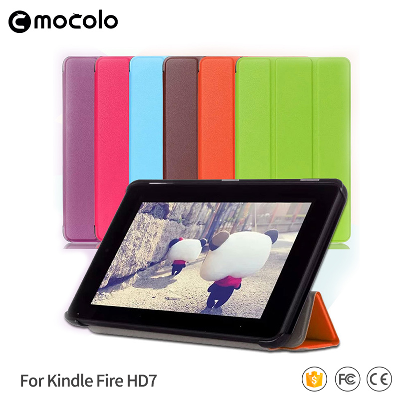 Wholesales for Kindle Fire Case , Leather Case for Ebook Amazon Kindle Fire, Flip Stand Case for Kindle Fire