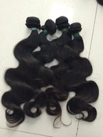 Can be dyed to any color 100% human cambodian remy hair