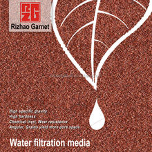 Sand Anthracite coal and garnet sand for multi-media filters