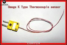 Fast Shipping Original&NEW Omega K Type Thermocouple sensor Wire detector With Connector