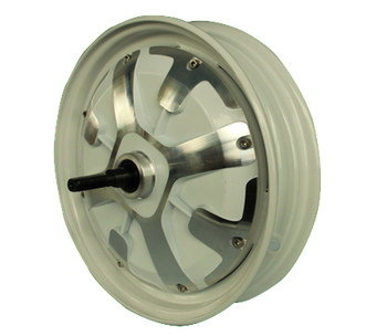 DD-205 48v 10inch 1500w electric wheel motorcycle hub motor