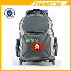 Professional School Trolley Backpack Bag with high quality for children