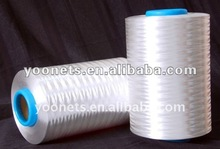 UHMWPE fiber for fishing line