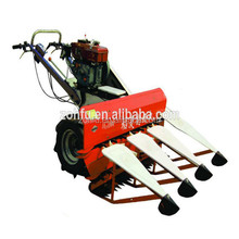 Agricultural machine tractor type paddy cutting machine/small type wheat reaper for sale