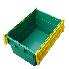 Household 50kgs Stackable Plastic Storage Bin Wholesale for Moving