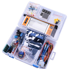 2016 RFID Learning Kit Uno R3 Starter Kit With Tutorial for Uno R3 Kit / 830 breadboard / LCD1602