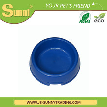 [Sunni]Useful popular automatic magnetic rectangular resin covered pet food bowl