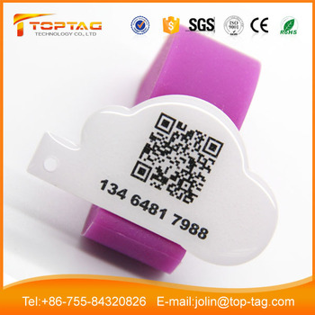HF/ UHF Custom Passive Programmable RFID Tag with Low Price