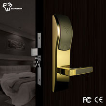 China new model for TCP/IP type induction sensor door lock on alibaba