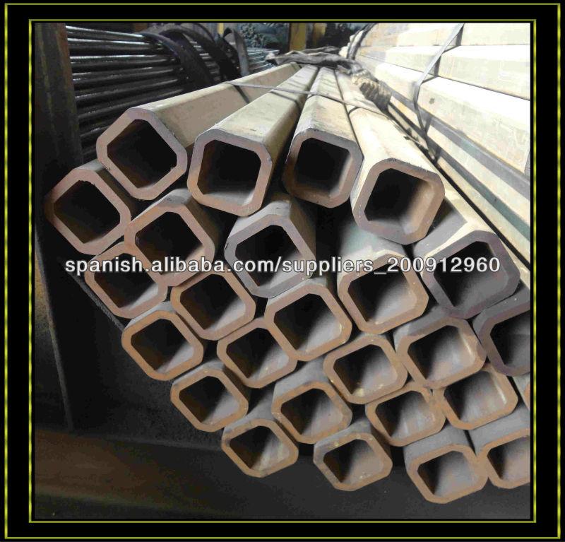 Tubo cuadrado de acero estirado en fr o tuber as de acero - Tubo cuadrado acero ...