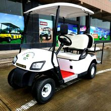 CE certificated fashionable 4 person electric golf cart