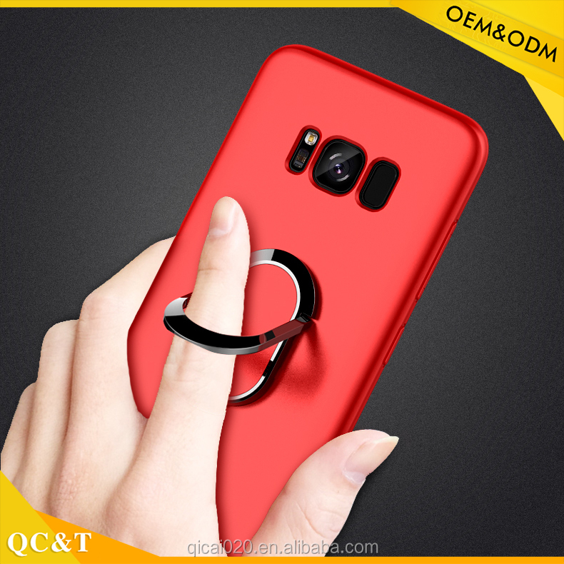 Hot Selling Universal Mobile Phone Stand 360 Finger Ring Desk Stand Holder Fit For Magnetic Car