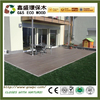 High quality Acid-resistant swimming pool anti-slip wpc flooring