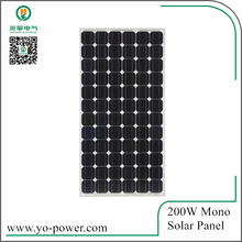 Yo power 200watt folding portable solar panel kit