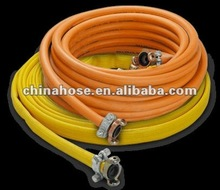 Fuel Resistant Rubber and PVC Hose