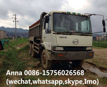 Japan HINO 6X4 LHD 25T Tipper Truck For Hot Sale