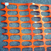 China Professional Factory Supply Plastic Orange Safety Barrier Fence