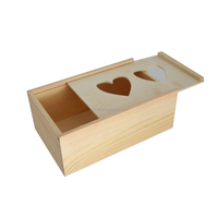 Gift Packaging Wooden Box With Lids