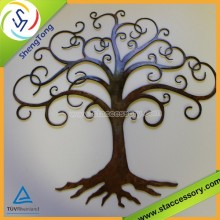 wholesale tree metal wall art decor