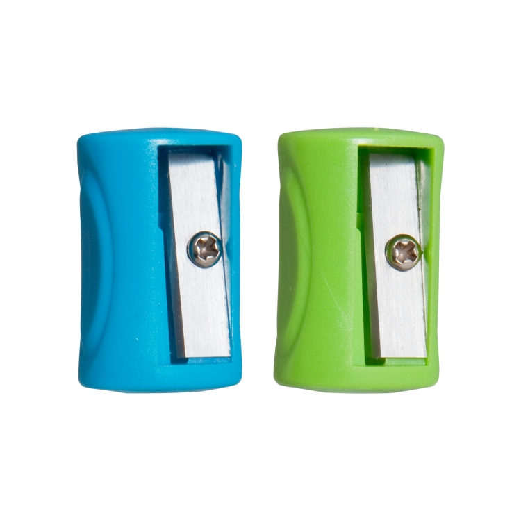 wholesale colored factory plastic pencil sharpeners
