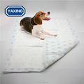 Dog diaper pattern pet pads Pet pee training mat disposable puppy training pads pet dog breathing diapers