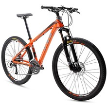 26 27.5 inch mountain bicycle 27 speed aluminum smooth welding frame