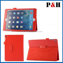 "9.7"" Leather Flip Stand Folio Smart Cover Case For Apple iPad Air 1&2"