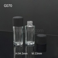 Small 30ml New Design Custom Glass Tube