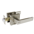 America Australia modern square door lever handle privacy lock