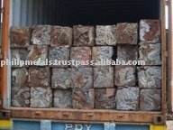 Galvanize Steel Scrap Bundled