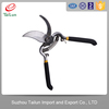55#High Carbon Steel Bypass Pruning Shears hand pruner