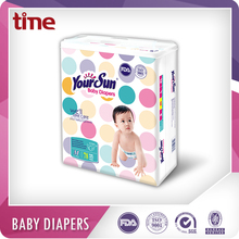 Thailand muslin baby sleepy diapers in bulk manufacturers in china