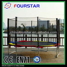 CE TUV-GSoutdoor fitness trampoline equipments for long jump SX-FT(E)12