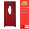 Good Paint plywood doors design with hardwares SC-W025