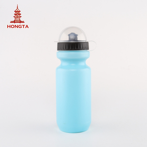 Wholesale 11oz pet plastic squeeze sports shaker protein chin rest bpa free sports water bottle