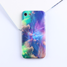 2017 Free Sample Wholesale Phone Cover Universal 3D Luxury Marble Mobile Cell IMD Phone Case for iphone 8 6 6s i phone 7 case