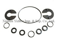 Good quality non-standard silicone rubber seal, high quality seal. oil seal
