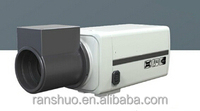 Analog Network Infrared Thermal Security Surveillance Camera